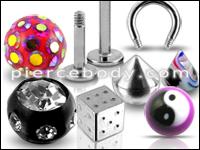 Piercing Accessories
