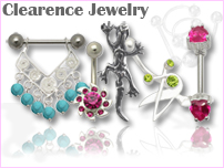 Clearence Jewelry