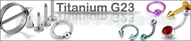 Titanium G23
