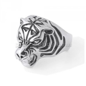 Roaring Tiger finger ring