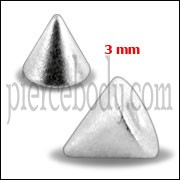 Synthetic Pearl Cone