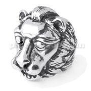 Lioness Finger Ring