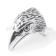Eagle finger ring