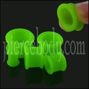 Green Silicone Ear Plug