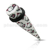 Hello Kitty Straight Ear Expander