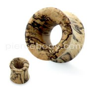 Organic Hollow Tamarind Wood Ear Plug Gauges