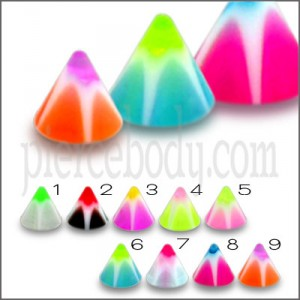 UV Fancy Cones