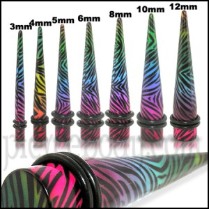 Multi color Stright Ear Expander