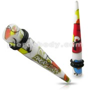 Angry Bird Straight Ear Expander