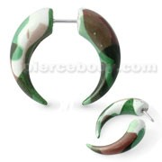 Army Pattern CBB Fake Ear Plug