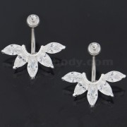 925 Sterling Silver Trendy Fashion Ear Ring