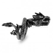 Dragon Stainless Steel Finger Ring