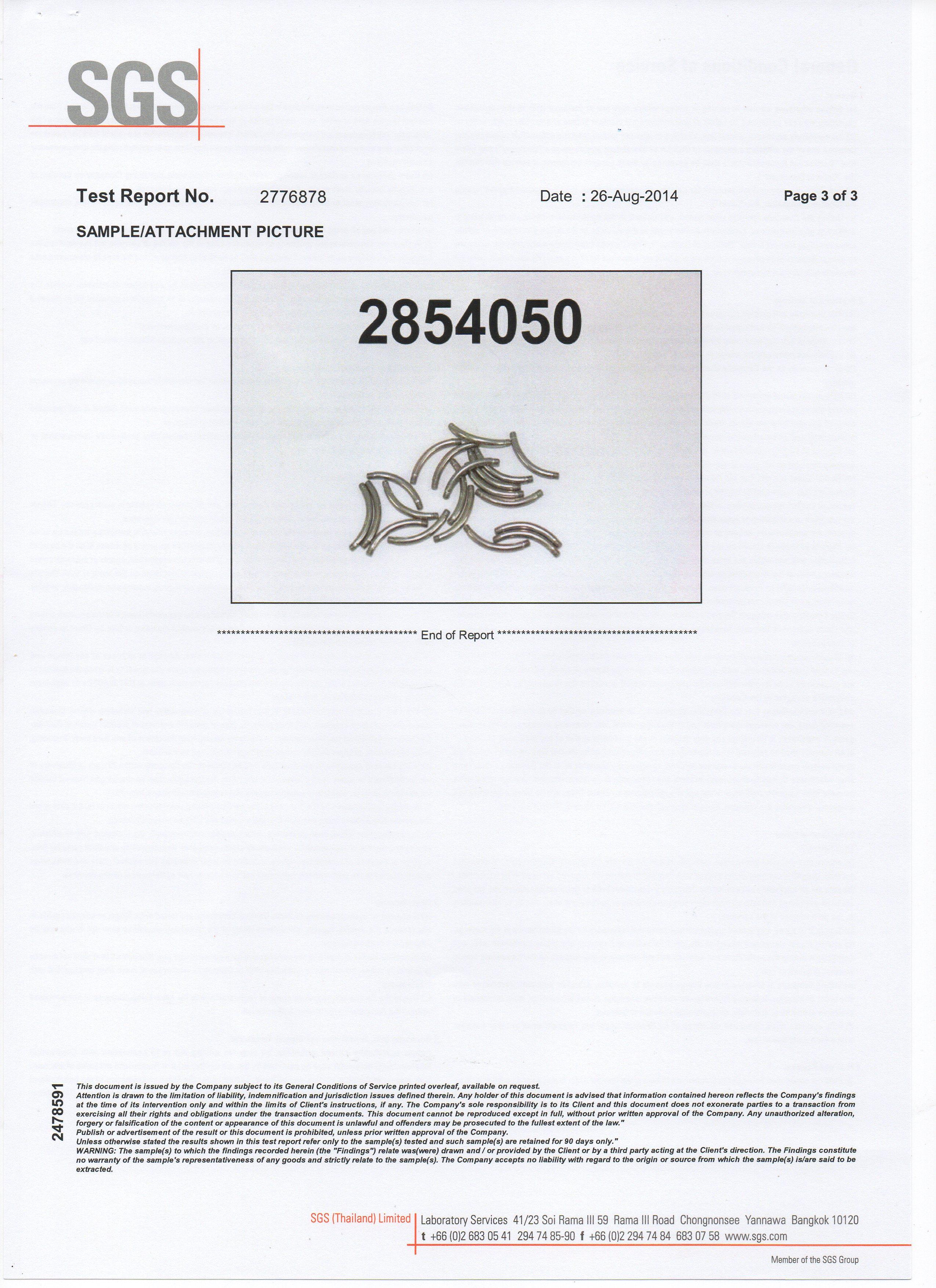 Titanium G23 Certified
